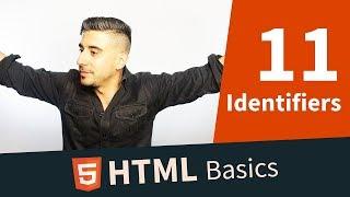 Identifiers, Class, ID