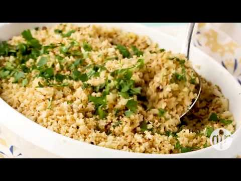 How to Make Cauliflower Rice | Side Dish recipes | Allrecipes.com