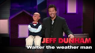 "Video ""Walter the weather man"" 