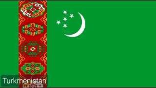 Turkmenistan (2008-) Anthem