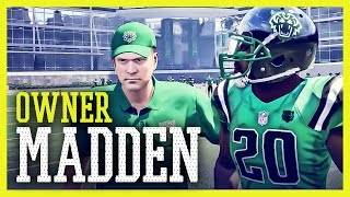 MADDEN NFL 17 OWNER MODE (Deutsch) - Relocation, Big Decisions & Gameplans | Tomy Hawk TV