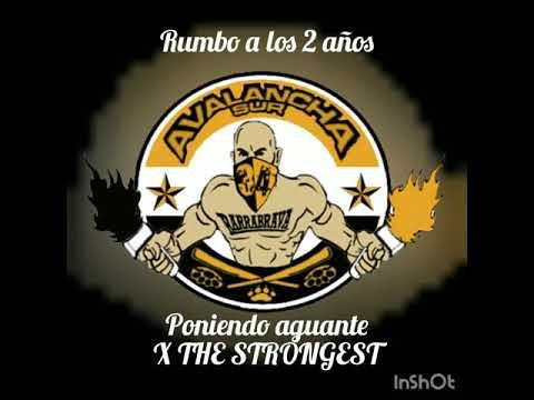 """""""AVALANCHA SUR 34! 2 ANIVERSARIO"""" Barra: La Gloriosa Ultra Sur 34 • Club: The Strongest"""
