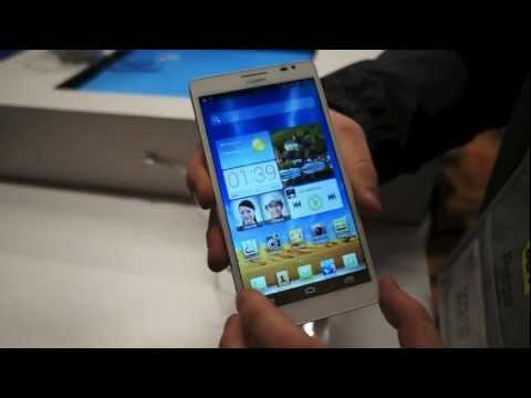 Huawei Ascend Mate Hands-On