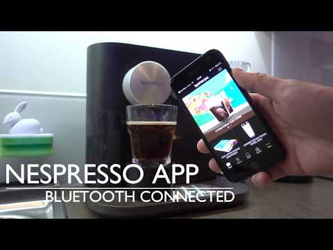 Nespresso Expert Krups Coffee Machine (Unboxing & Demo)