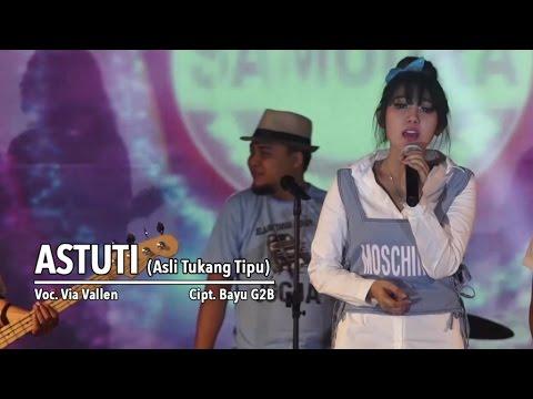 , title : 'Via Vallen - ASTUTI (Official Music Video)'