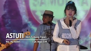 Download Via Vallen - ASTUTI (Official Music Video) Mp3