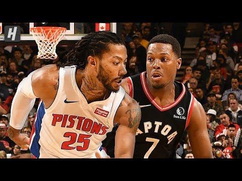 Detroit Pistons vs Toronto Raptors – Full Game Highlights | October 30, 2019