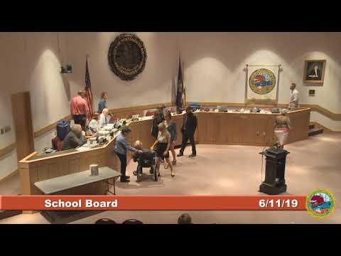 School Board 6.11.19