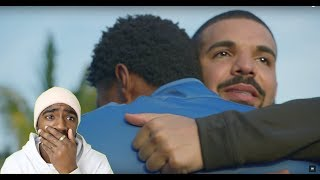 EMOTIONAL REACTION TO Drake - God's Plan (Official Music Video)