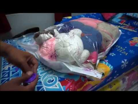 Gadis di bawah video patogen kuda