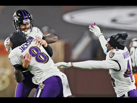 Ravens Get The Dub!