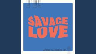 BTS - Savage Love (Laxed - Siren Beat) (BTS Remix - Instrumental)