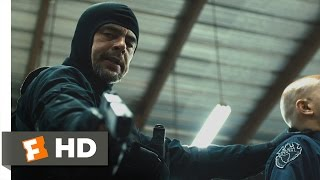 Sicario (7/11) Movie CLIP - Don't Ever Point a Weapon at Me
