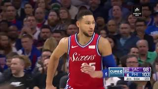 Sacramento Kings Vs Philadelphia 76ers | March 15, 2019