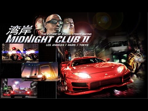 Midnight Club II - Ретро Обзор