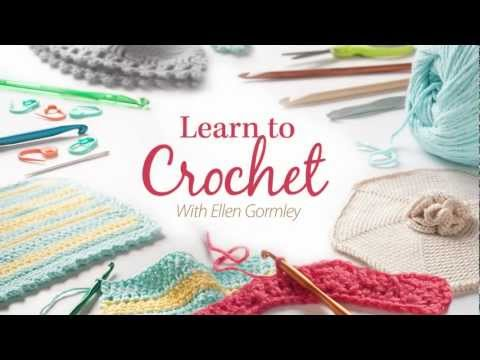 Learn How to Crochet | an Annie's Online Class PREVIEW
