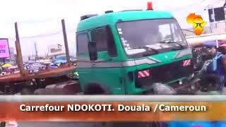 Carrefour Ndokoti, Douala/Cameroun