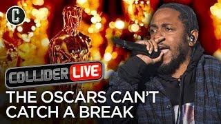 Kendrick Lamar Says 'No Thanks, Oscars. I'm Good' - Collider Live #78