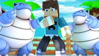 Minecraft: Pokemon Ruby - A Ilha Blastoise ! #57