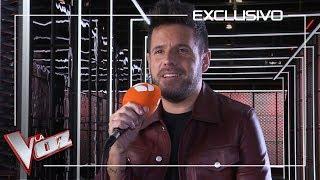 Pablo López está listo para los directos | La Voz Antena 3 2019