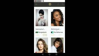 How to Vote Miss World 2018  Contestant on Miss World Official Website