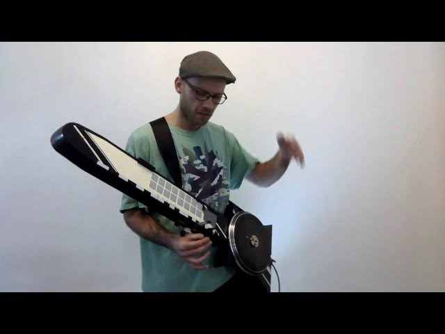 Viny' Lourd Son - RATM_Know Your Enemy - Scratchocaster cover