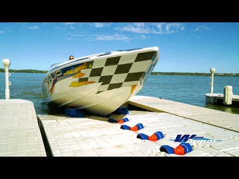 KonaDocks Wave Armor Boat Port