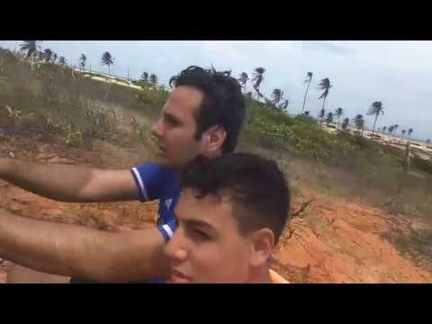 Passeio de buggy em Águas Belas - Ceará