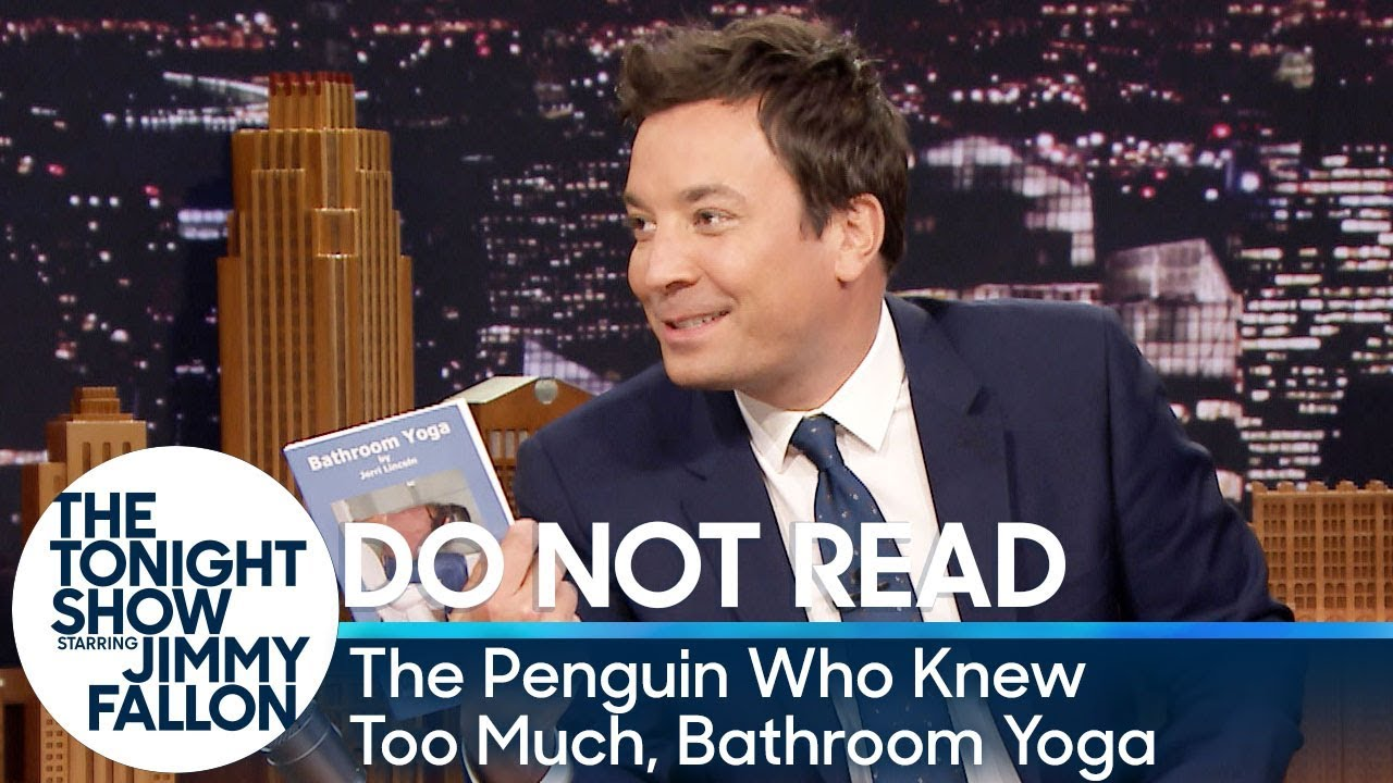 Do Not Read: The Penguin Who Knew Too Much, Bathroom Yoga thumbnail