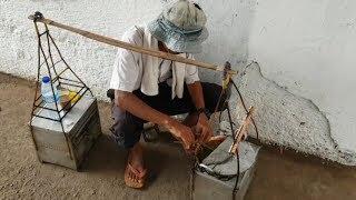 Melihat Proses Pembuatan Permen Gulali Tradisional yang Kini Semakin Hilang Ditelan Zaman