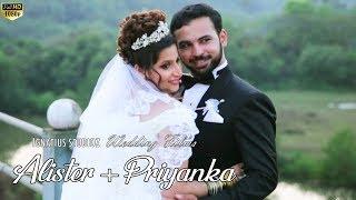 Priyanka ♥ Allister | The Wedding Film | Ignatius Studioz