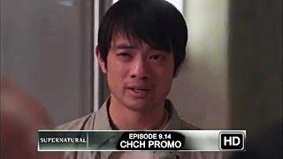 Миша Коллинз, Supernatural 9x14 CHCH Promo - Captives [HD]