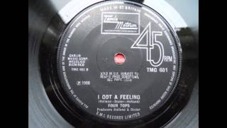 four tops - i got a feeling