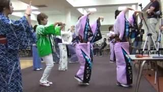 """HOSHI NO MAI"": Official 2016 Nisei Week Grand Parade Dance Instruction"