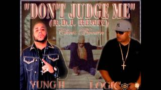 "Chris Brown ""Don't Judge Me""(Remix) Ft. Yung H & Logic"
