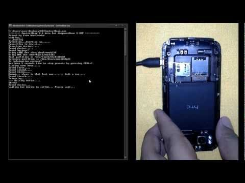 JuopunutBear S-OFF on HTC Sensation by kgs1992 (Details in desc.)