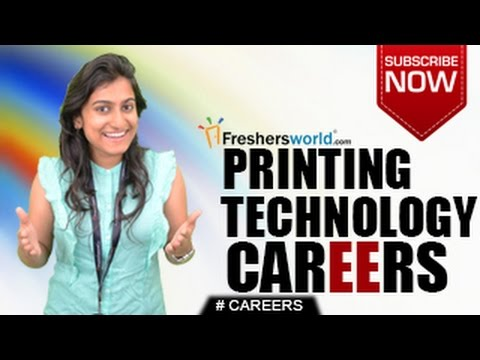 CAREERS IN PRINTING TECHNOLOGY – Print Media,Diploma,B ...