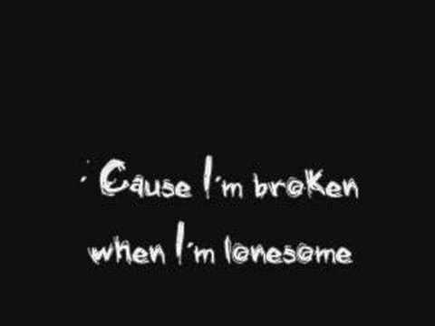 Seether & Amy Lee - Broken Karaoke / Instrumental