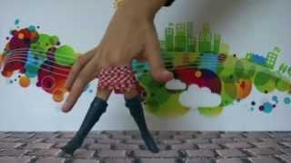 LyncMeUp Finger Dance