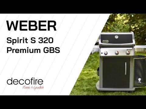 Weber Spirit S 320 Premium GBS  | DECOFIRE