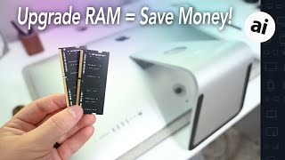 How To Upgrade the RAM on the New 27-Inch iMac (2020) & Save Money! $$