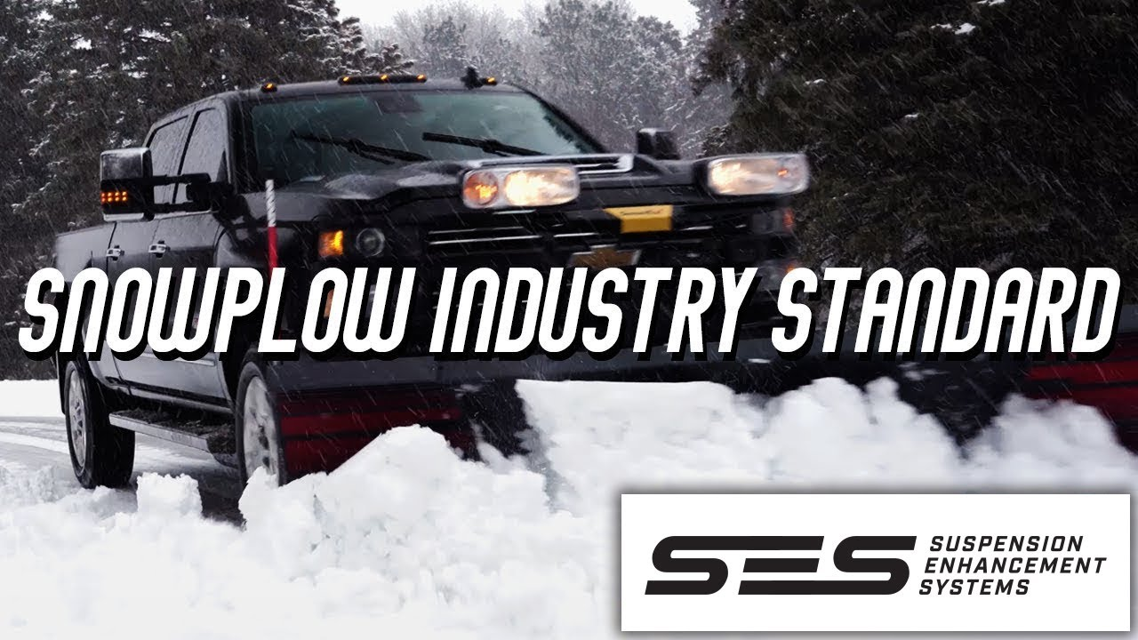 Timbren - Suspension Standard For Snowplows