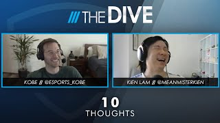 The Dive | 10 Thoughts: No such thing as improving!?