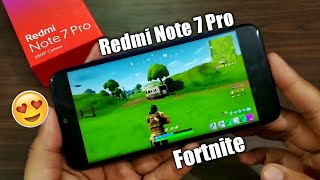 fortnite mobile gameplay on redmi note 5 pro - TH-Clip