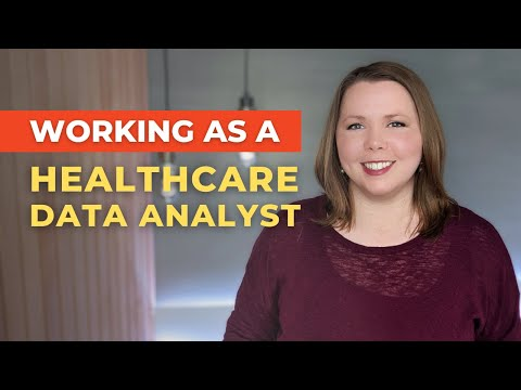 What does a Healthcare Data Analyst Do - YouTube