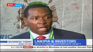 Laikipia County Launches Statistical Date