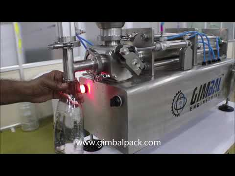 Automatic Single Head Bottle Plastic Screw Capping Machine