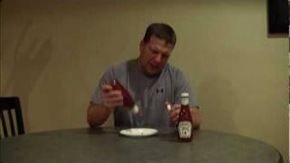 Heinz 57 Ketchup (Pour Method)