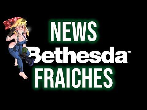 Bethesda News: Fallout 76 / Pognon / Quakecon 2018 / Promos
