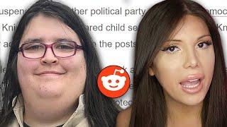 Reddit Is Protecting Trans Predator Aimee Challenor.. Why?